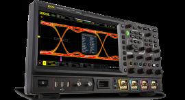 Rigol MSO8204 Osciloscop digital 2GHz, 4 canale analogice, 16 canale digitale, 10 GSa/s