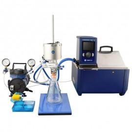 SETA Aparat determinare sediment in titei prin filtrare