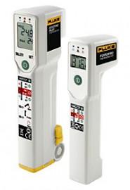 Termometre pentru siguranta alimentelor Fluke FoodPro si Fluke FoodPro Plus