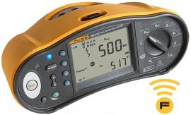 Tester multifuncţional pentru instalaţii Fluke 1664 FC