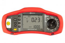 Tester multifuncţional pentru instalaţii Proinstall 200